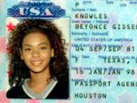 Photo of passport celebrity - YouTube